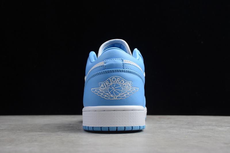 Giày Nike Air Jordan 1 Low SB UNC NAJ39
