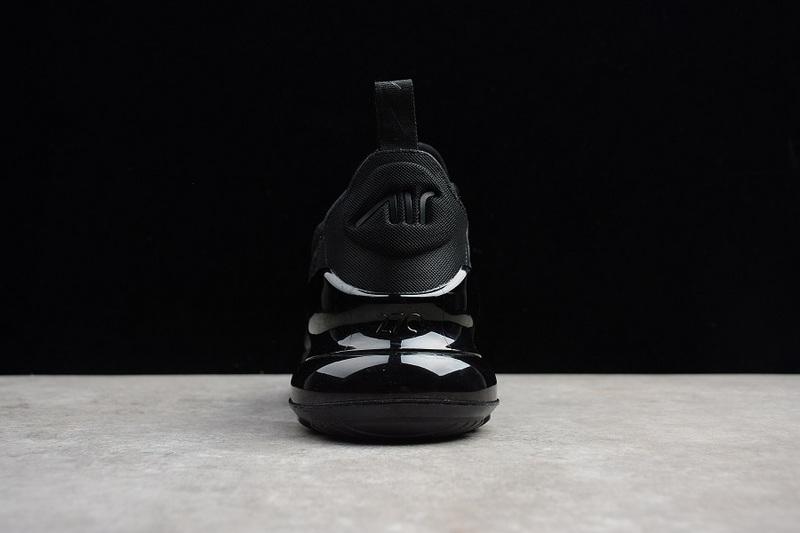 Giày Nike Air Max 270 full đen NAM02