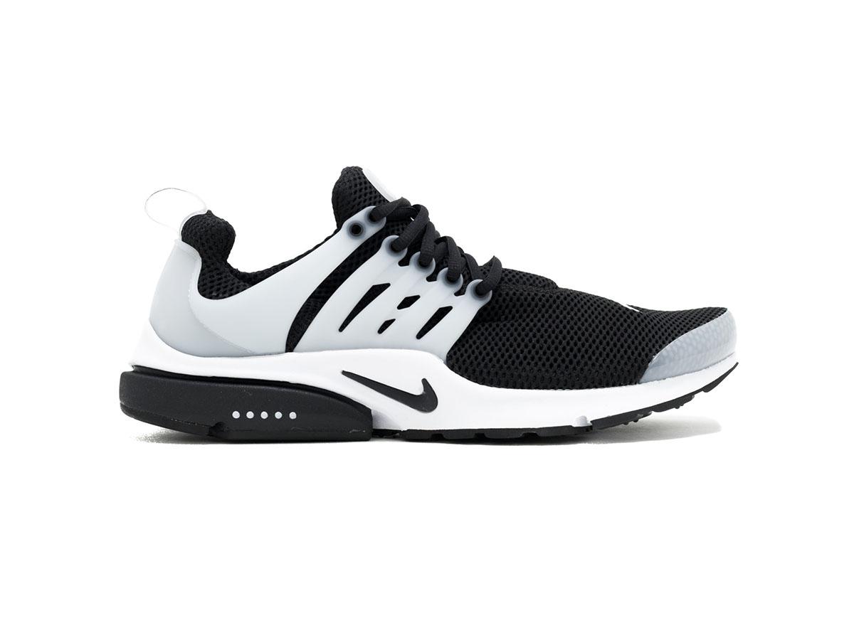 Giày Nike Air Presto trắng đen NAP04