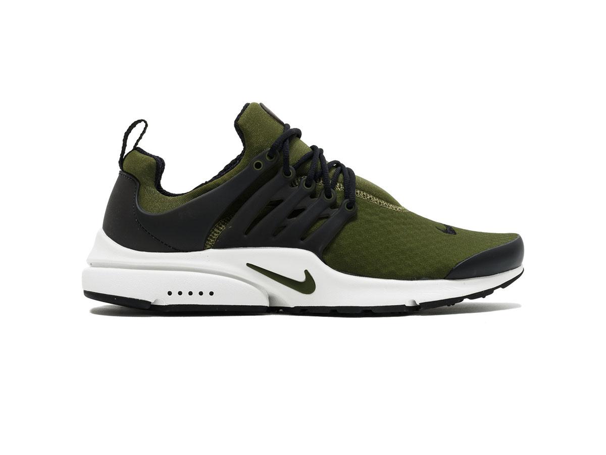 Giày Nike Air Presto xanh lục NAP06