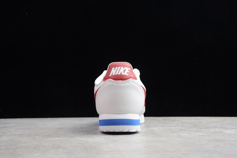 Giày Nike Cortez trắng đỏ NC02