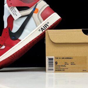 Giày Nike Air Jordan 1 Off White Chicago NAJ50