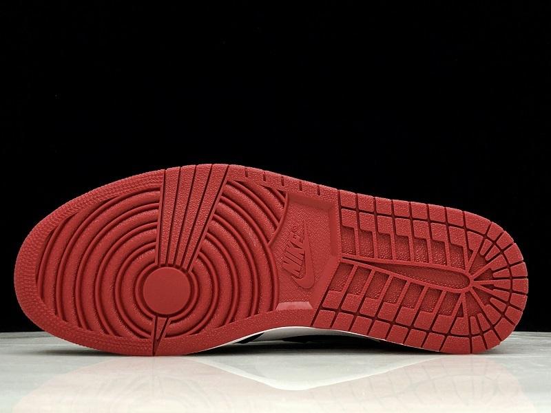 Nike Air Jordan 1 Retro High Satin Black Toe NAJ23