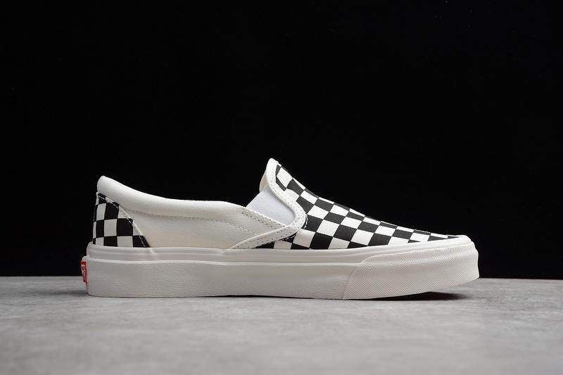 Vans Vault OG Classic Slip-On LX Checkerboard V04