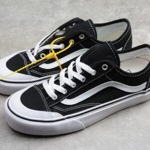 Vans Vault Old Skool Black White V01