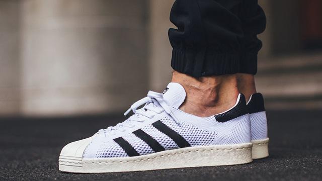 Giày Adidas SuperStar luôn có chất lượng bền vững theo thời gian