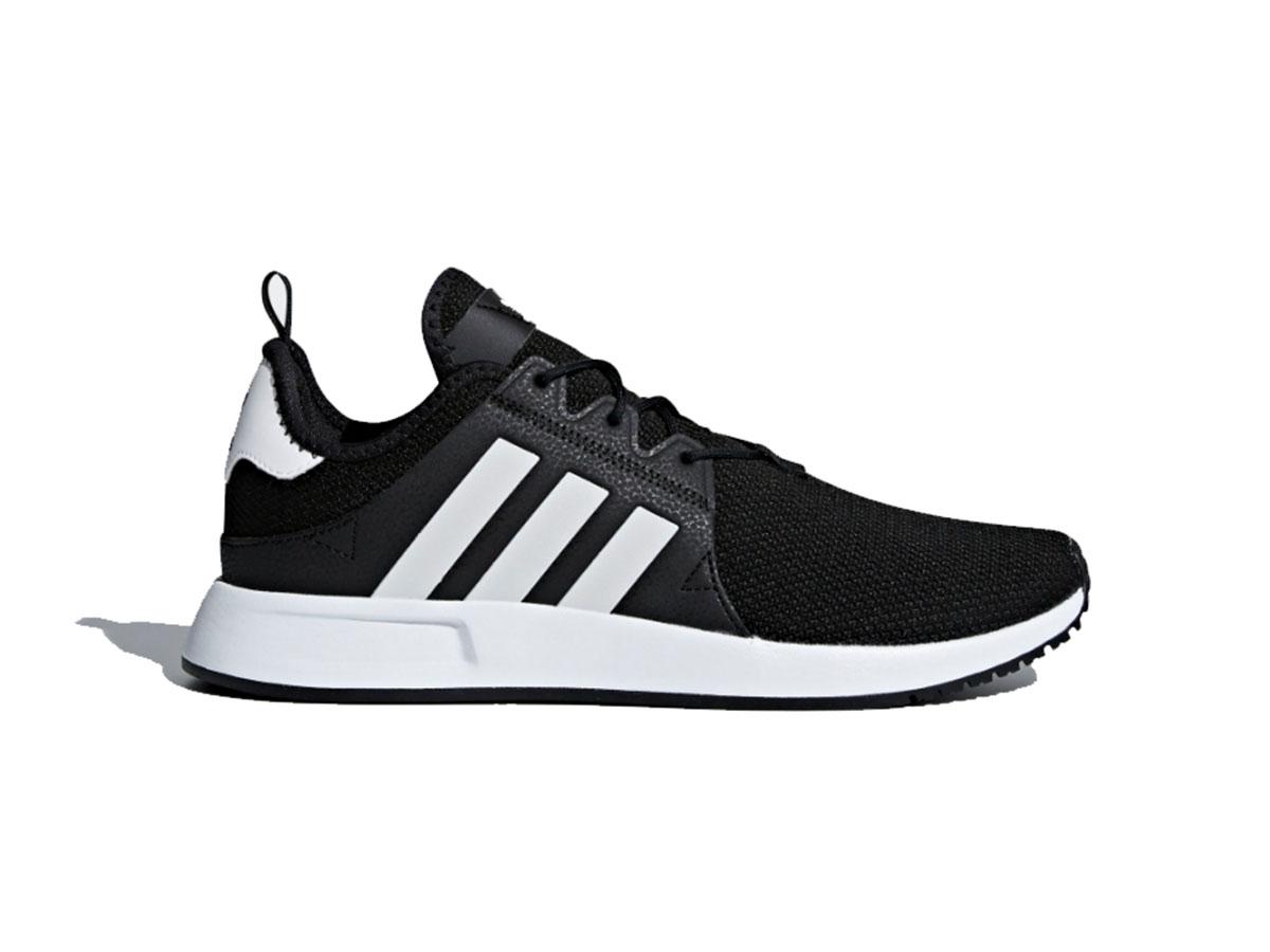 Adidas XPLR đen sọc trắng