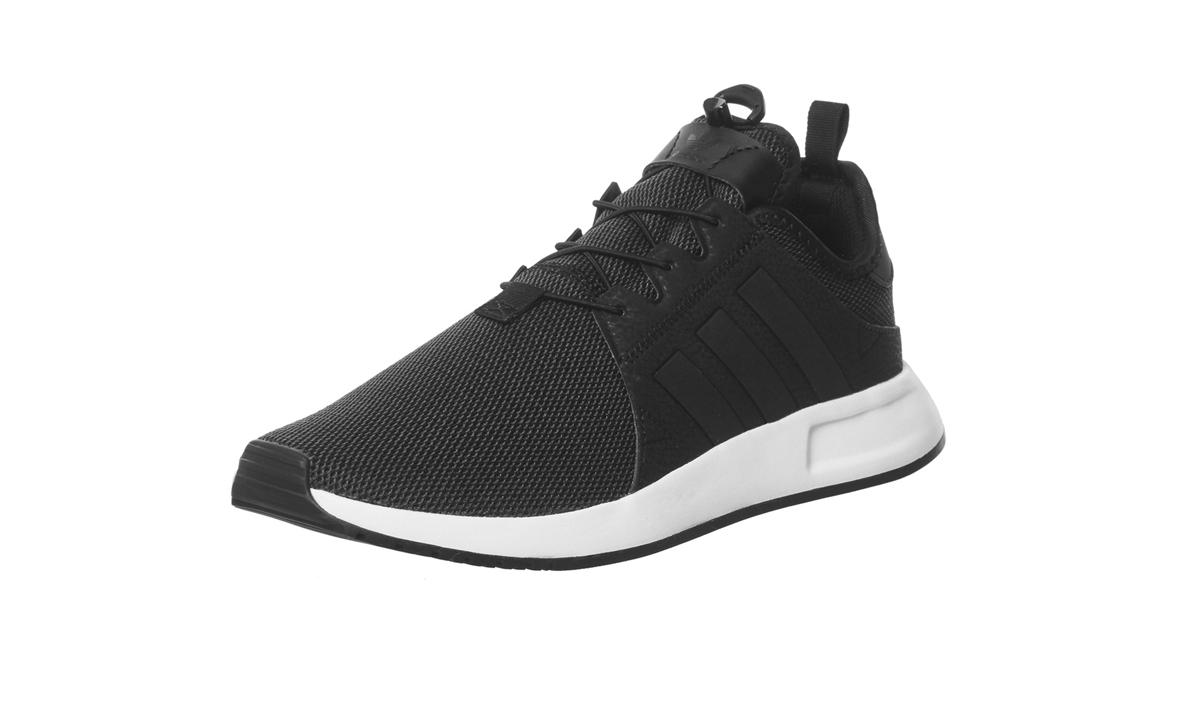 Adidas XPLR đơn màu phù hợp với những bạn yêu thích sự tối giản