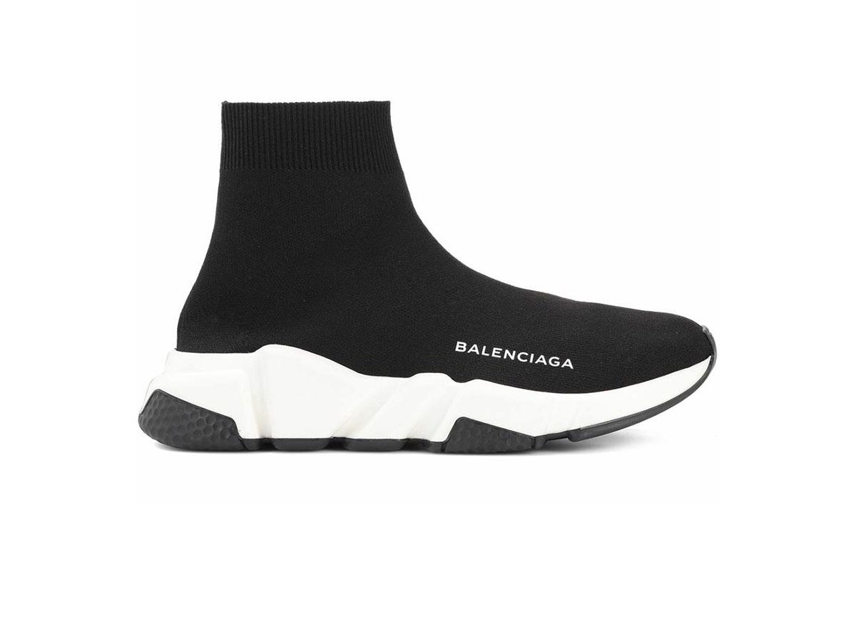 Giày Balenciaga Speed Trainer với thiết kế đơn giản nhưng tạo nên sự cá tính