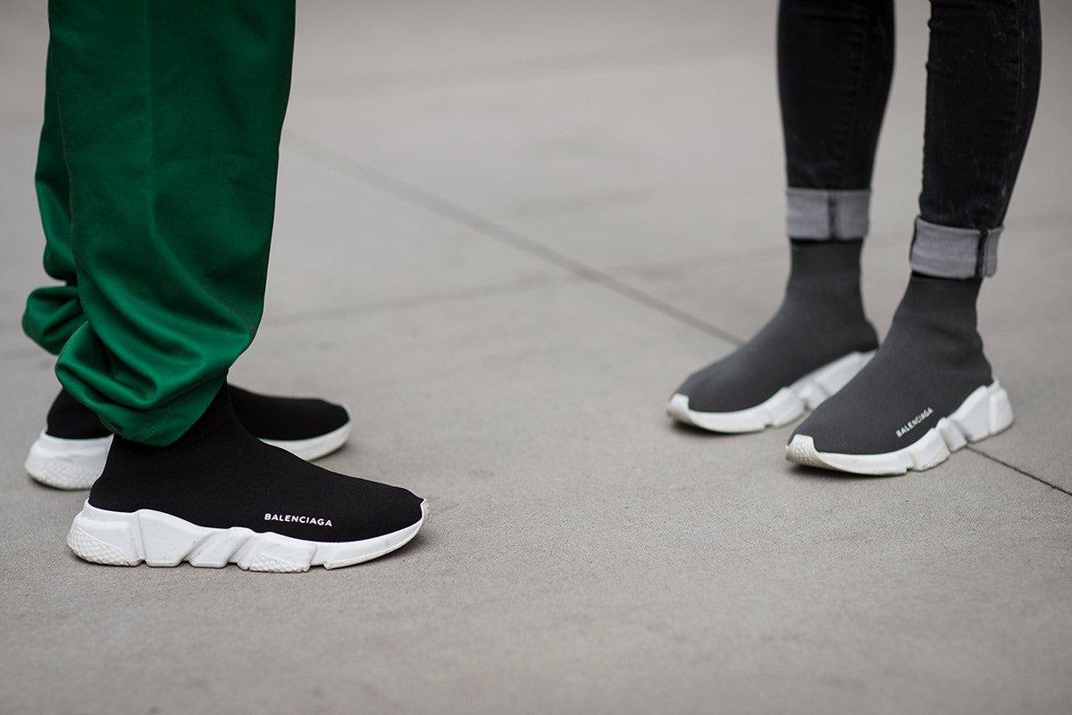Balenciaga Speed Trainer là thiết kế giày nên sở hữu dành cho bạn tham khảo