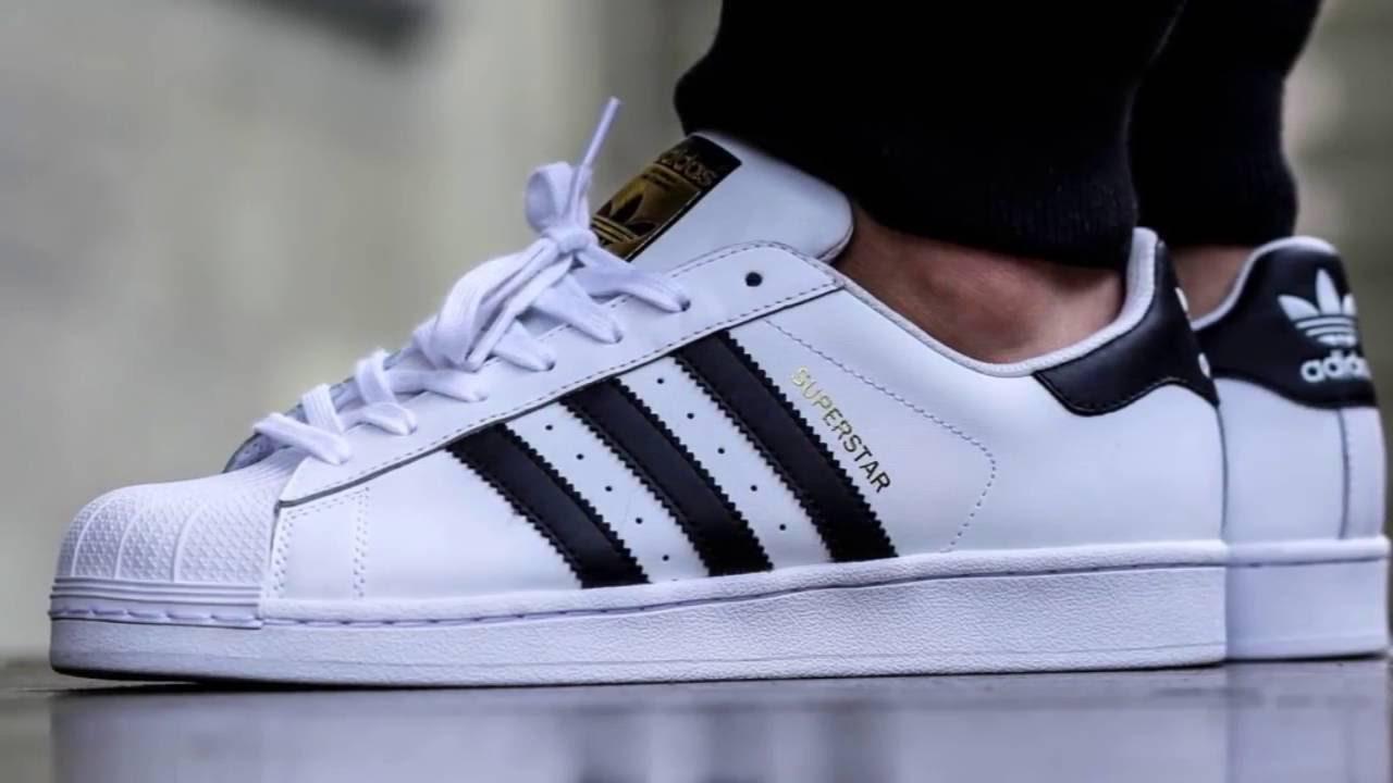 Lựa chọn size giày Adidas SuperStar không quá khó