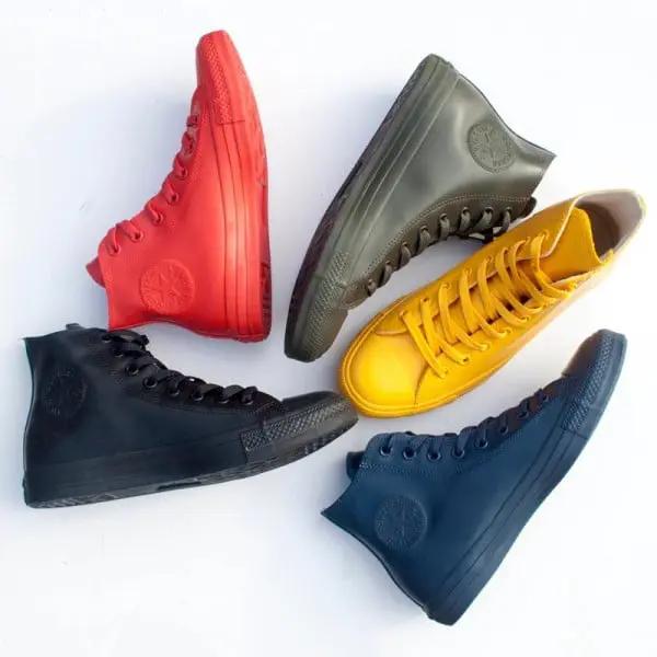 Đo kích thước để chọn size giày Converse chuẩn xác nhất