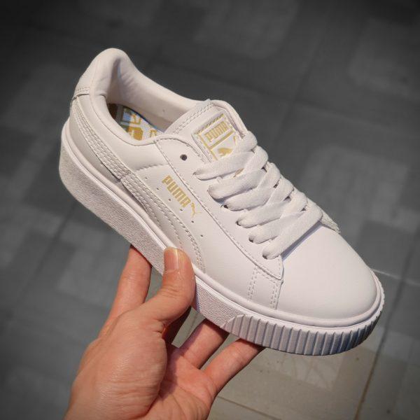 Chọn size giày Puma theo kích thước chân dài hơn