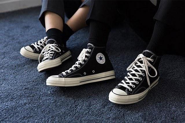 Converse 1970s phiên bản màu đen