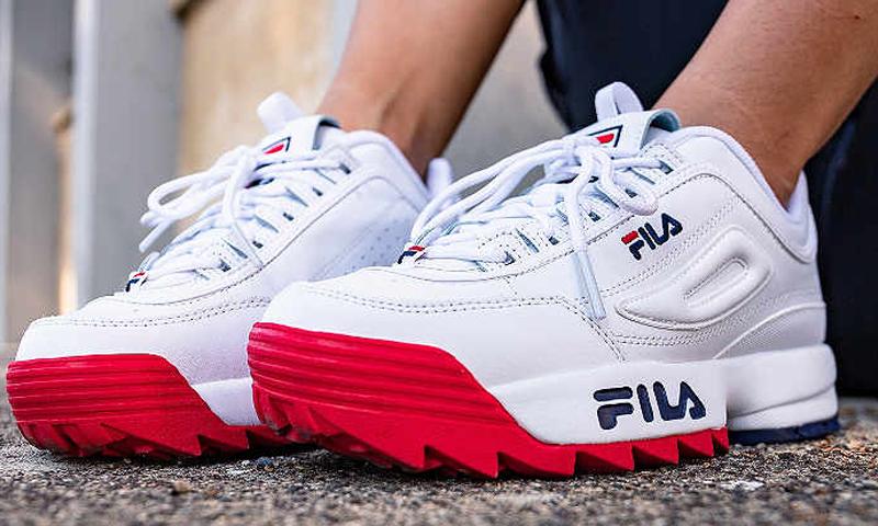 Bộ sưu tập giày Fila tại Fsport vô cùng đa dạng
