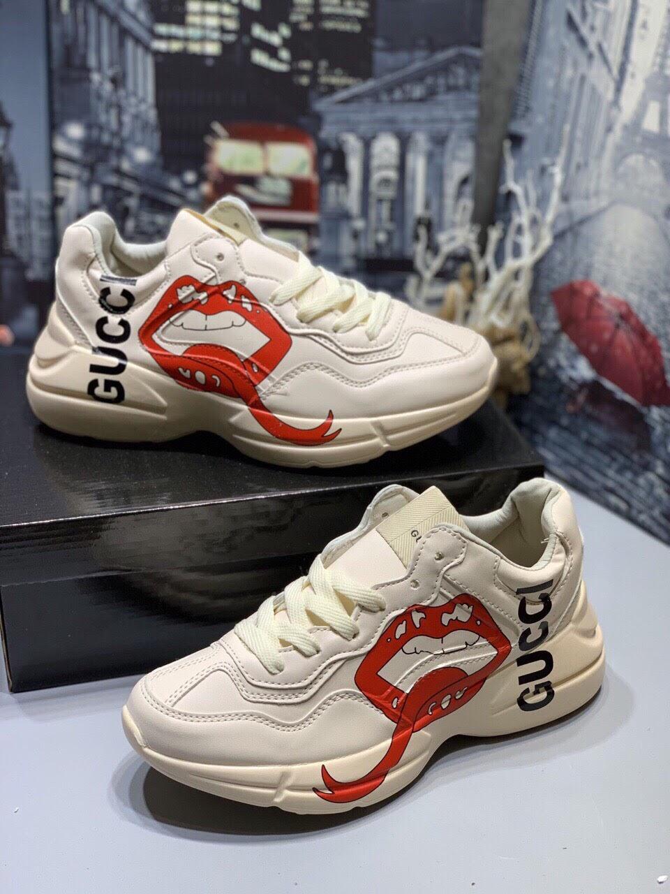Giày Gucci real hiện nay có mức giá khá đắt đỏ