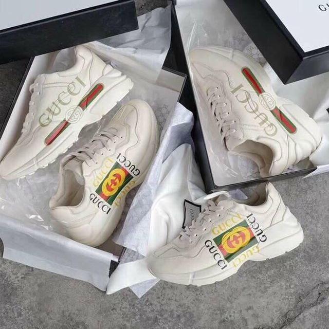 Giày Gucci chọn size không khó