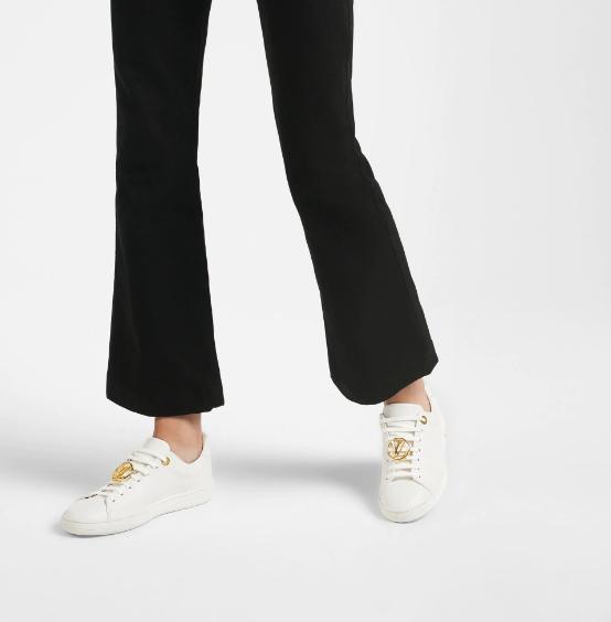 Giày Louis Vuitton Frontrow Trainer thiết kế cổ điển