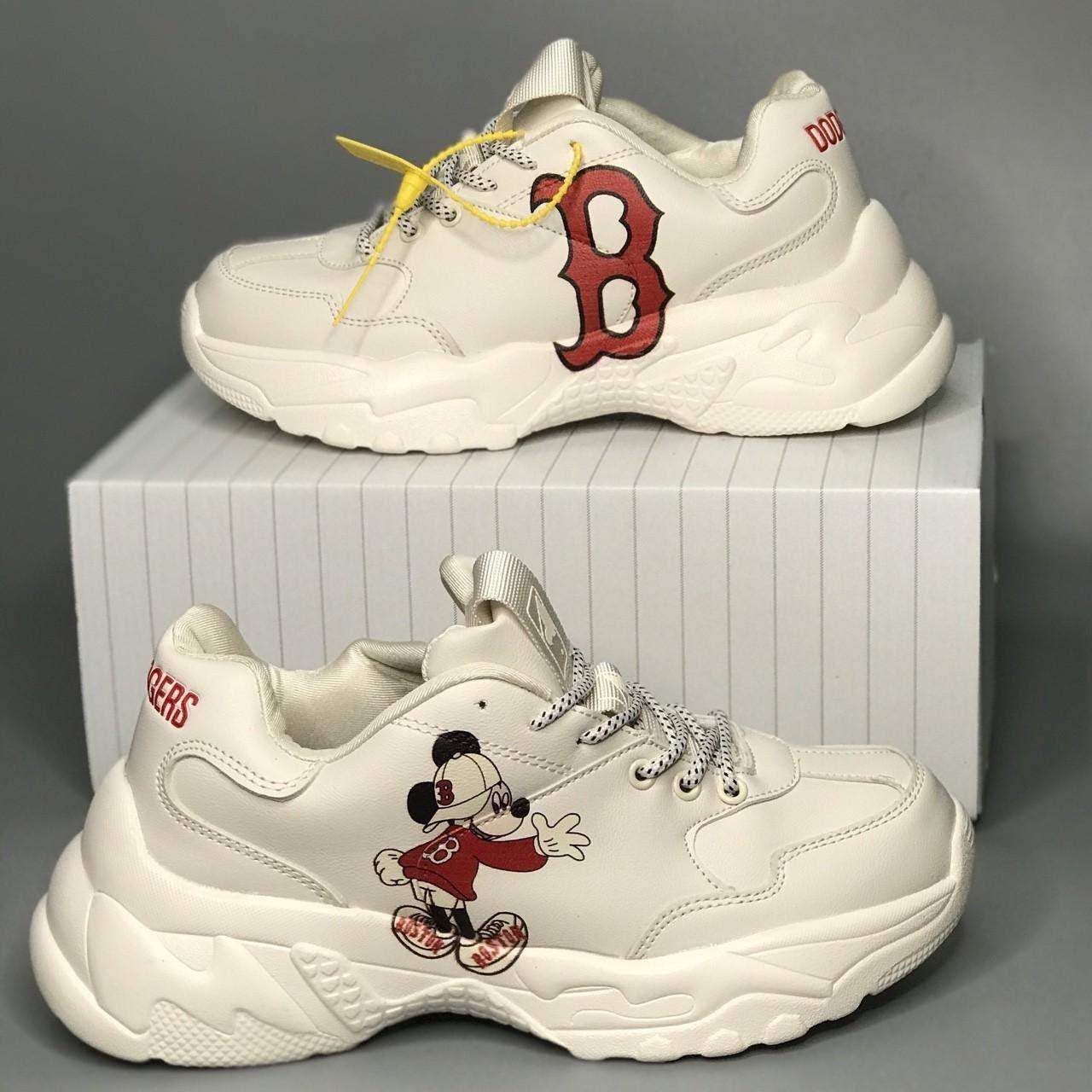 Giày MLB mickey ngộ nghĩnh