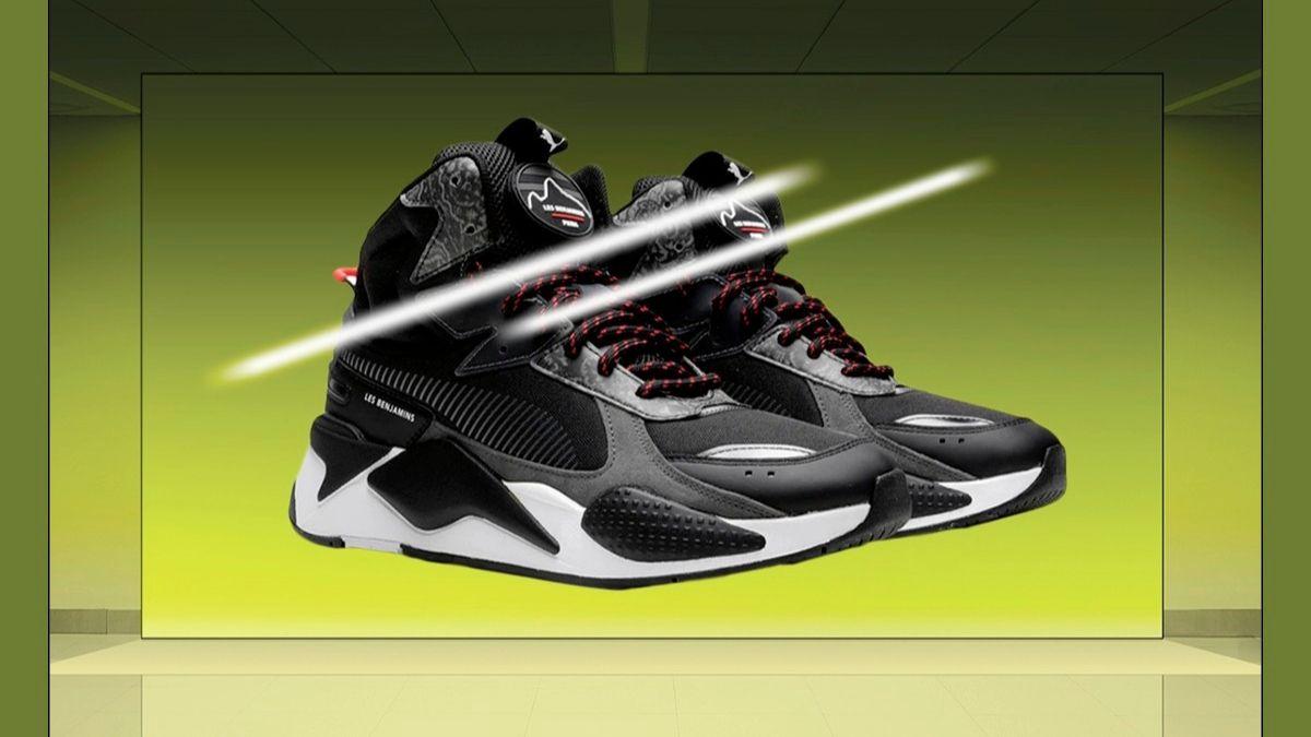 Giày Puma ra mắt cạnh tranh mạnh mẽ trên thị trường