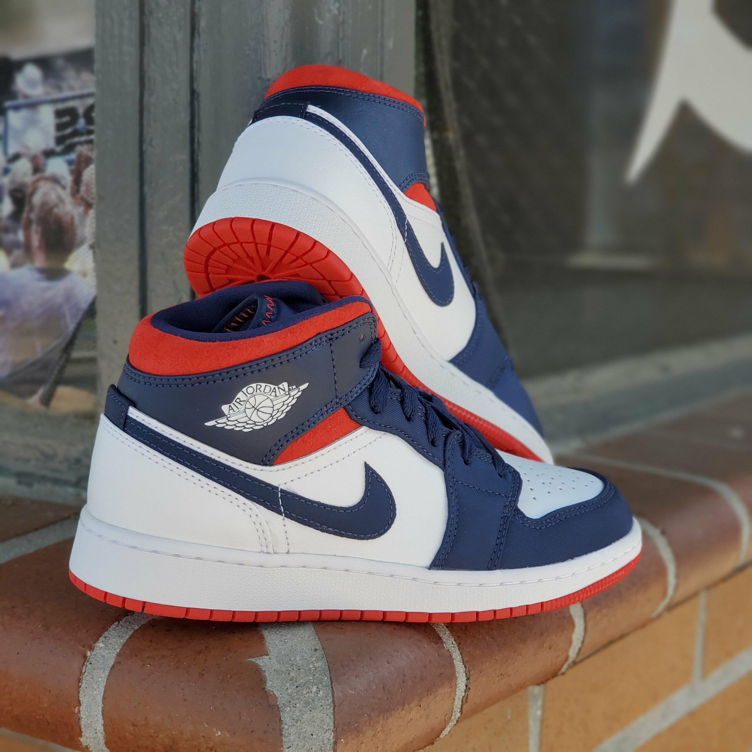 Nike Air Jordan được hàng triệu tín đồ lựa chọn