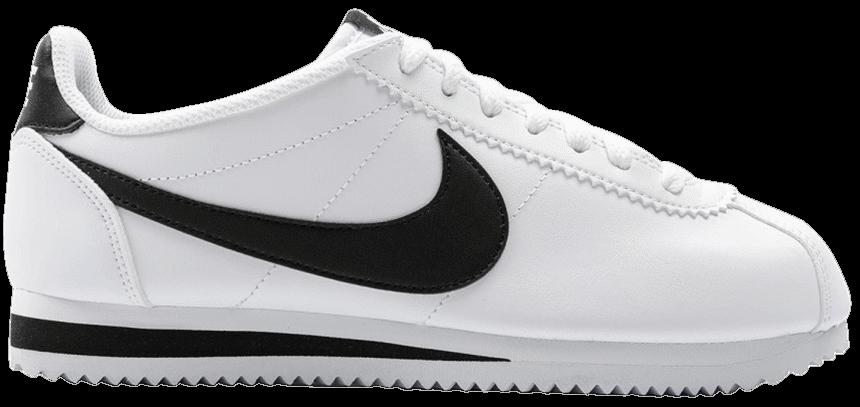 Nike Cortez Basic trắng đen cuốn hút