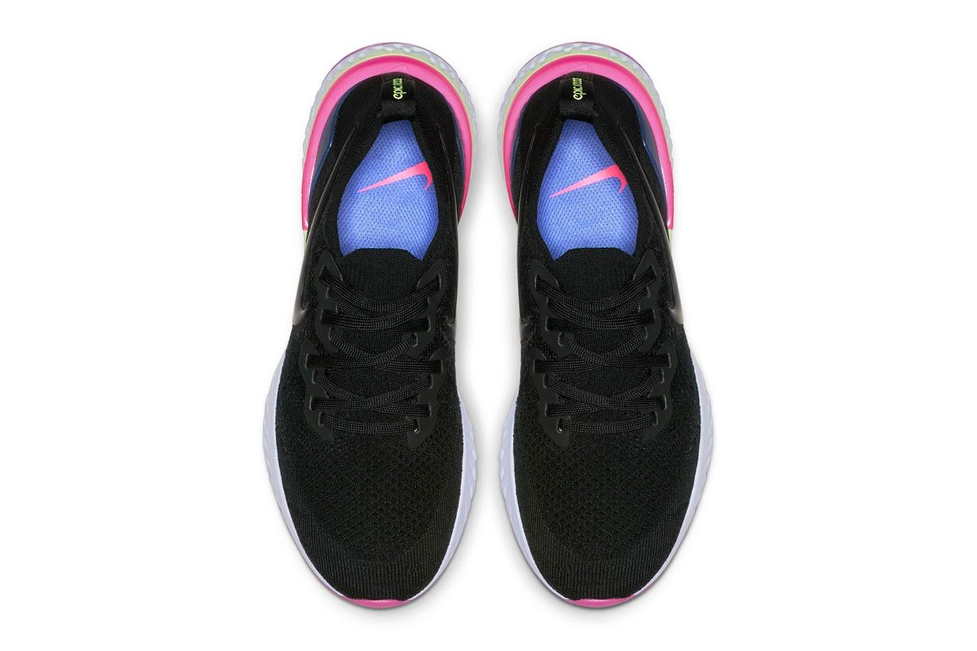 Nike Epic React ôm trọn bàn chân