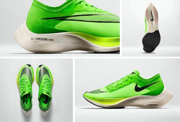 """Đôi giày Nike Zoom """"nhanh nhất vũ trụ"""""""