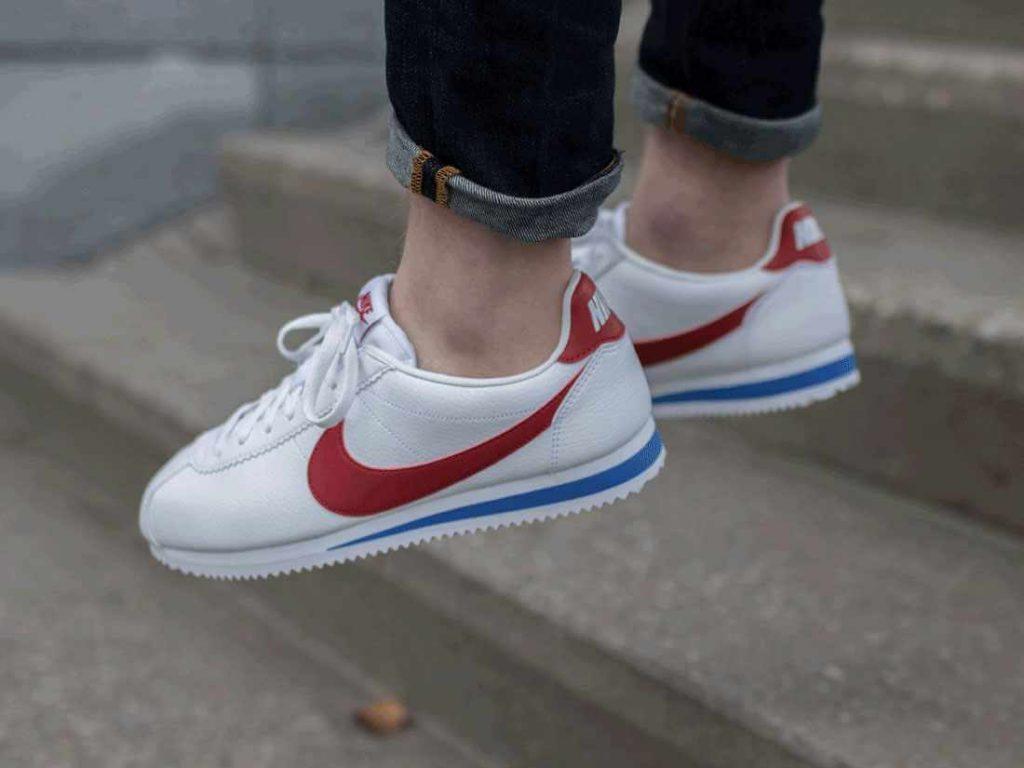 Chọn size giày Nike Cortez vừa vặn