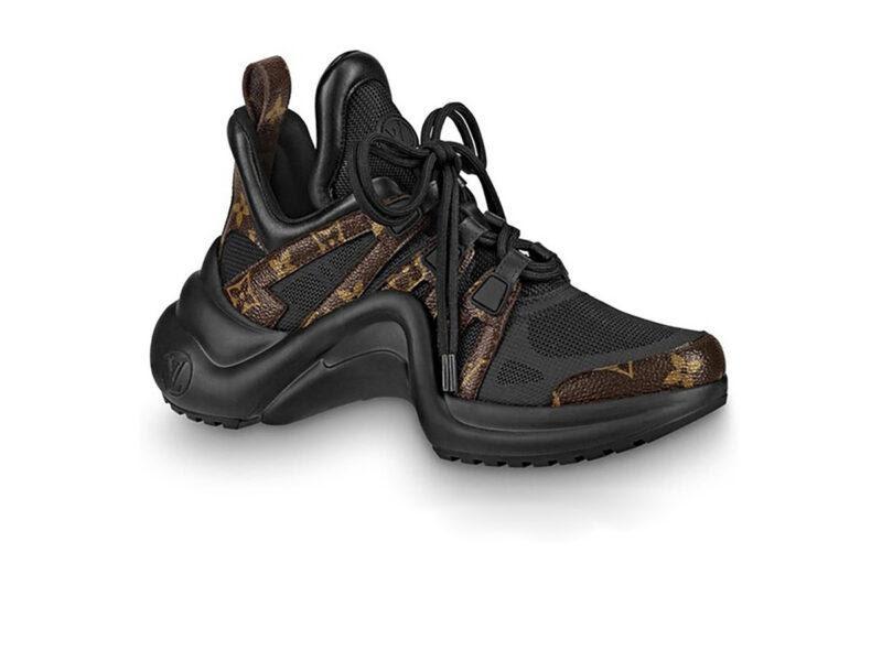 Lựa chọn size giày LV không khó